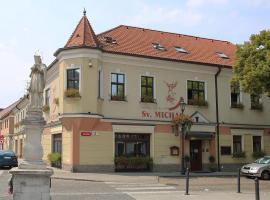 Hotel Sv. Michal, Skalica