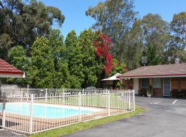 Central Coast Motel, Wyong