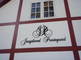 Jungshoved Præstegård B&B, Præstø