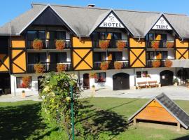 Hotel-Pension Tripič, Bohinj