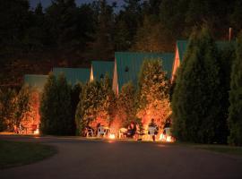 Village Vacances Petit-Saguenay, Petit-Saguenay