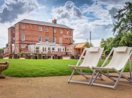Kedleston Country House, Derby