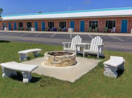 Shark Reef Resort Motel & Cottages, Port Aransas