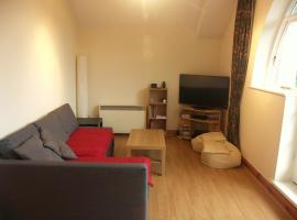 Atlantic Wharf Apartment, Cardiff