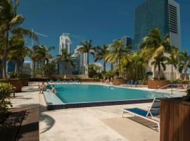 MVP Luxury Suites Miami Brickell at One Broadway, Miami