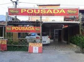 Marize Pousada I, Cidade de Itaparica