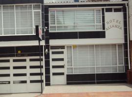 Hotel Alianza, Sogamoso