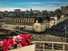 Hotel Paveletskaya Ploshchad