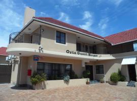 Oria Lodge