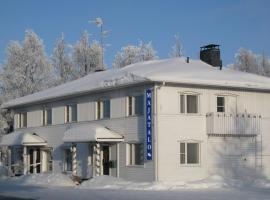 Guesthouse Golden Goose, Kittilä