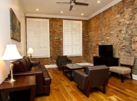 Downtown Luxury Suite 201, Nju Orleans