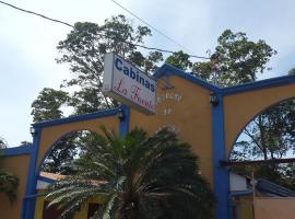 Cabinas La Fuente, Boca Barranca