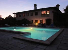 Villa Gabriella, Riese