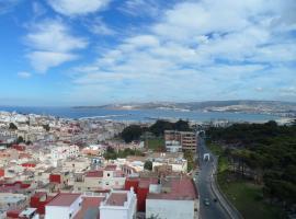 Ala Apartement, Tangeri