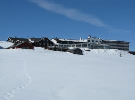 Hornsjø Høyfjellshotel, Øyer