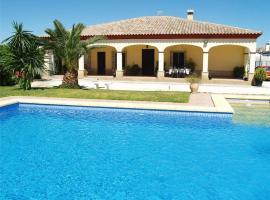Four-Bedroom Holiday home in LP de Cazalla II, La Puebla de Cazalla