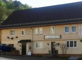 Gaststätte Löwensteiner Hof, Haingrund