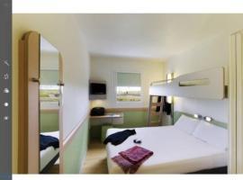 Hotel Ibis Budget Deauville, Deauville