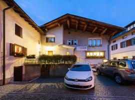 Hotel Weisses Kreuz, Andeer