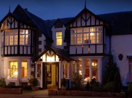 Seafield Lodge Hotel, Grantown on Spey