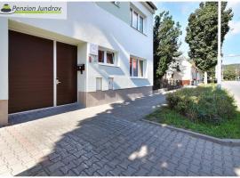 Penzion Jundrov, Brno