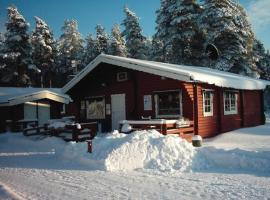Mullsjö Camping, Mullsjö