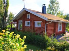 Paratiisitupa Cottage, Lappajärvi