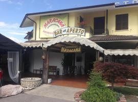 Maracanà - Ai Pilastroni, Dueville