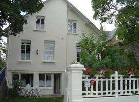 Gîte Villa Le Nid, Saint-Jean-le-Thomas
