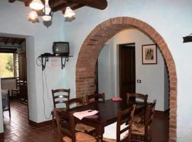 Two-Bedroom Apartment in Com di Gello I