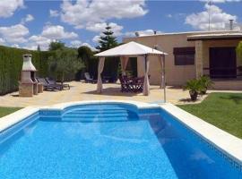 Three-Bedroom Holiday home in Lantejuela I, La Lantejuela