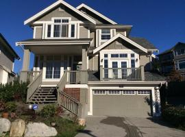 Vancouver Burke Mountain Holiday Home, Port Coquitlam