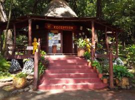 Hotel Los Mangos, Montezuma