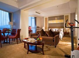 Goodview Hotel Sangem Zhangmutou, Zhangmutou