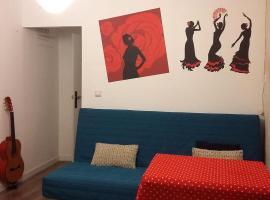Apartamento Sol Flamenco, Jerez de la Frontera