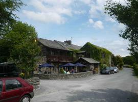 The Watermill Inn & Brewery, Windermere