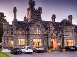 Mansion House Hotel, Elgin