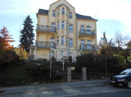 Pension Fürstenhof, Bad Elster