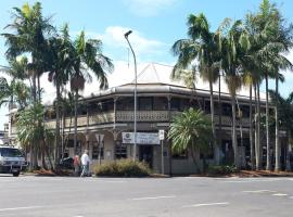 The Middle Pub, Mullumbimby