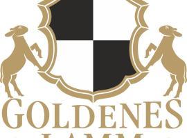 Hotel Goldenes Lamm, Filachas