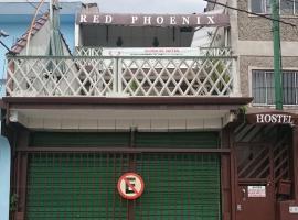 Hostel Red Phoenix, San Paulas