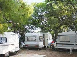 Camping Glaros, Agioi Theodoroi