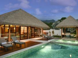 Paradise Beach Nevis, Nevis