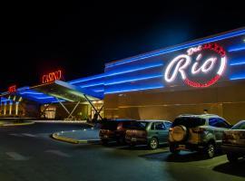 Hotel y Casino del Río General Roca, General Roca