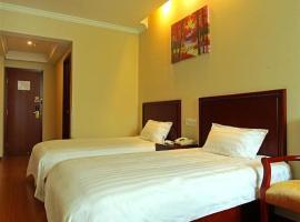 GreenTree Inn Zhejiang Shaoxing Xinchang Buddha Express Hotel, Xinchang