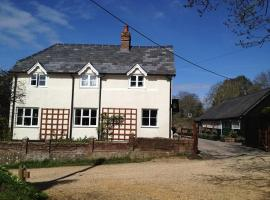 Wisteria Cottage, Alderbury
