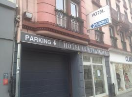 Hotel Le Strasbourg, 뮐루즈
