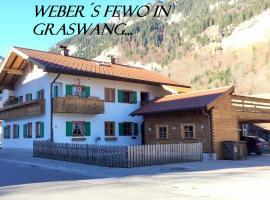 Weber´s Fewo, Graswang