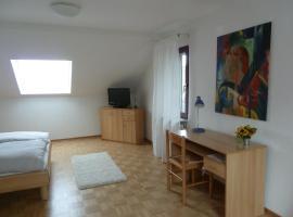 Apartment Meesmannstrasse