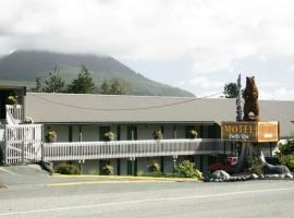 Pacific Rim Motel, Ucluelet